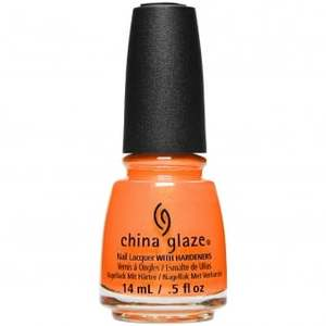 China Glaze Nail Lacquer - All Sun And Games