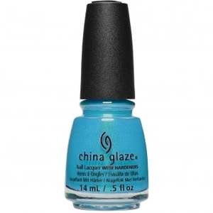 China Glaze Nail Lacquer - Mer Made For Bluer Waters