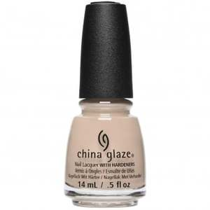 China Glaze Nail Lacquer - I'll Sand By You