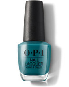 OPI Nail Lacquer - Teal Me More, Teal Me More