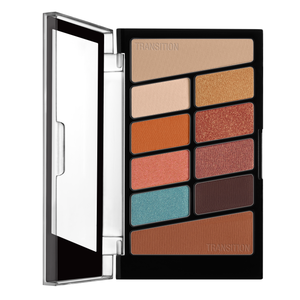 wet n wild Color Icon Eyeshadow 10 Pan Palette - Not a Basic Peach