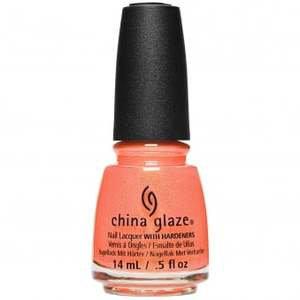 China Glaze Nail Lacquer - Tropic Of Conversation