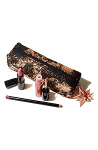 MAC Starlit Lip Bag - Neutral