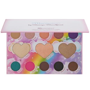 BH Cosmetics 13 Color Shadow & Highlighter Palette - Marvycorn by Marvyn Macnificent