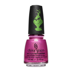 China Glaze Nail Lacquer - Who Wonder