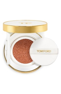 TOM FORD Soleil Glow Tone Up Hydrating Cushion Compact - 3 Peach Glow