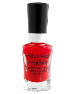 wet n wild MegaLast Nail Color - I Red a Good Book