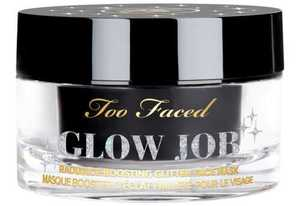 Too Faced Glow Job Radiance-Boosting Glitter Face Mask - Disco Glow