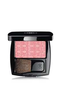 CHANEL LES TISSAGES DE CHANEL Blush Duo Tweed Effect