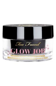 Too Faced Glow Job Radiance-Boosting Glitter Face Mask - Pink Tiara