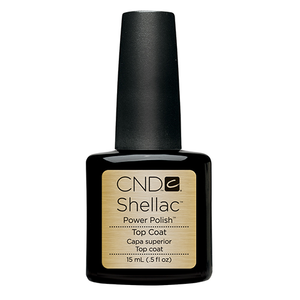 CND SHELLAC Power Polish Top Coat