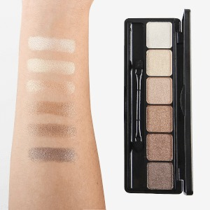 e.l.f. cosmetics Prism Eyeshadow Palette - Naked
