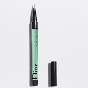 Dior Diorshow On Stage Liner - 451 Matte Pastel Green