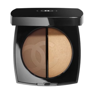 CHANEL DUO BRONZE ET LUMIÈRE Bronzer And Highlighter Duo - MEDIUM