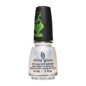 China Glaze Nail Lacquer - Lukewarm Wishes