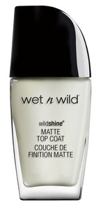 wet n wild WildShine Matte Top Coat