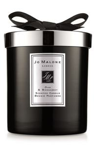 Jo Malone LONDON Oud & Bergamot Scented Candle