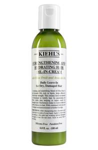 Kiehl's Olive Fruit Oil Strengthening And Hydrating Hair Oil-In-Cream