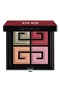 Givenchy 4 Color Face & Eyes Palette - Red Lights (Red Line 2019)