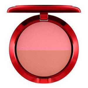 MAC Powder Blush Duo / Lucky Red - Lovecloud & Melba