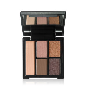 e.l.f. cosmetics Clay Eyeshadow Palette - Saturday Sunsets