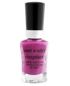 wet n wild MegaLast Nail Color - Through the Grapevine