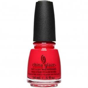 China Glaze Nail Lacquer - Kiki In Our Tiki