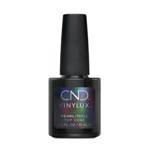 CND VINYLUX Pearl Top Coat