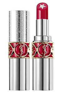 Yves Saint Laurent Rouge Volupté Rock'N Shine Lipstick - 8 Rockn Red - 8 Rock'n Red
