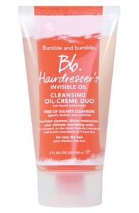 Bumble and bumble Hairdresser's Invisible Oil Cleansing Oil Creme Duo