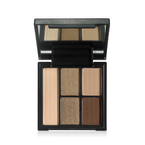 e.l.f. cosmetics Clay Eyeshadow Palette - Necessary Nudes