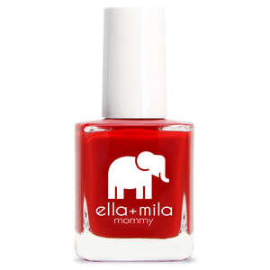 ella+mila Nail Polish - Paint the Town Red