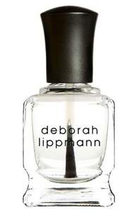Deborah Lippmann Hard Rock Base And Top Coat