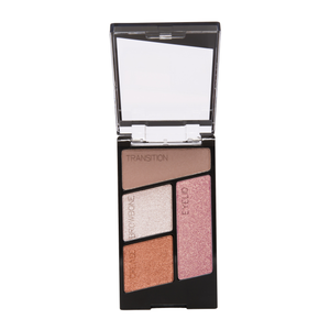 wet n wild Color Icon Eyeshadow Quad - Stop Ruffling My Feathers