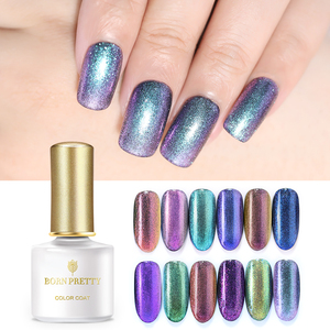 Born Pretty UV Gel Polish Color Coat Chameleon Color Changing - BP-FC01 Tipsy Cake