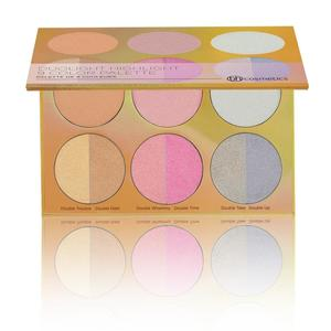 BH Cosmetics 9 Color Palette - Duolight Highlight