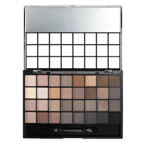 e.l.f. cosmetics Endless Eyes Pro Mini Eyeshadow Palette - Natural