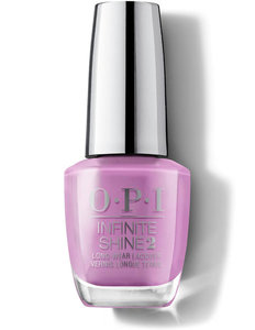 OPI Infinite Shine - One Heckla of a Color!