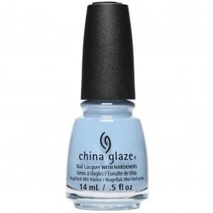 China Glaze Nail Lacquer - Water Falling In Love
