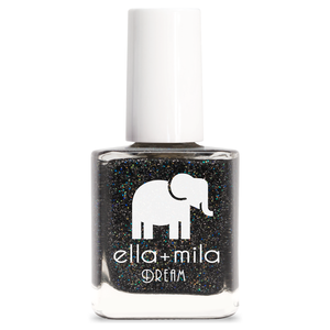 ella+mila Nail Polish - Black Magic