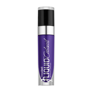 wet n wild Fantasy Makers MegaLast Liquid Catsuit Metallic Lipstick - Bewitched