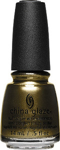 China Glaze Nail Lacquer - Wicked Liquid