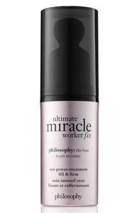 philosophy ultimate miracle worker fix eye fix power treatment