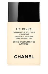CHANEL LES BEIGES Sheer Healthy Glow Moisturizing Tint