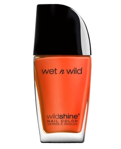 wet n wild WildShine Nail Color - Nuclear War
